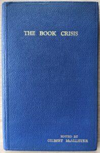 The Book Crisis - Hugh Walpole