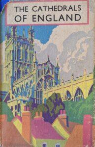 cathedrals of england - hugh walpole