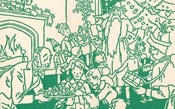 Mr Huffam a Christmas Story - Hugh Walpole