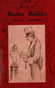 story of doctor dolittle - intro by hugh walpole