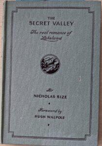 the secret valley - foreword by Hugh Walpole