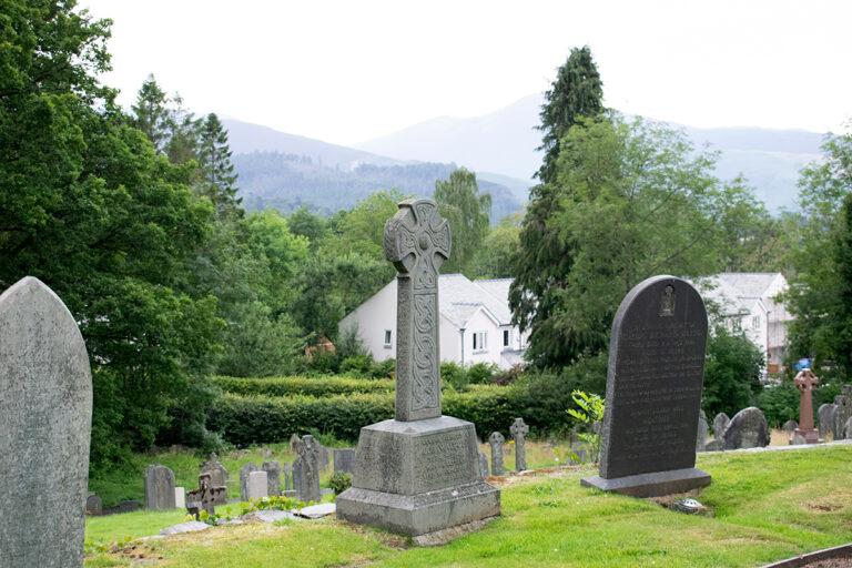 Hugh Walpole St Johns Church Keswick