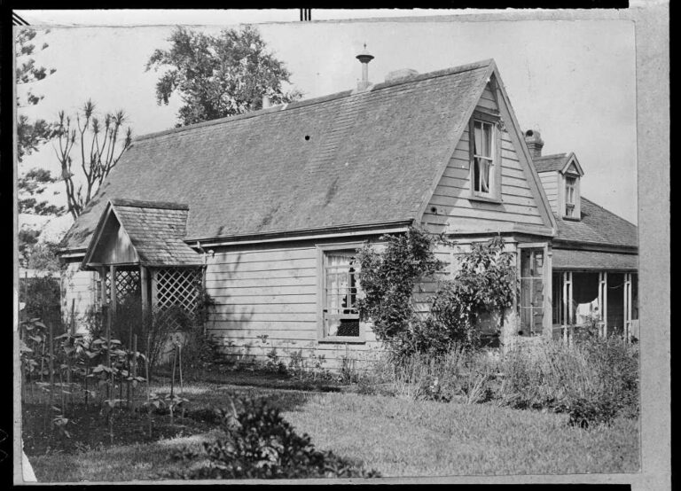 New Zealand - Hugh Walpole's Birthplace - 2