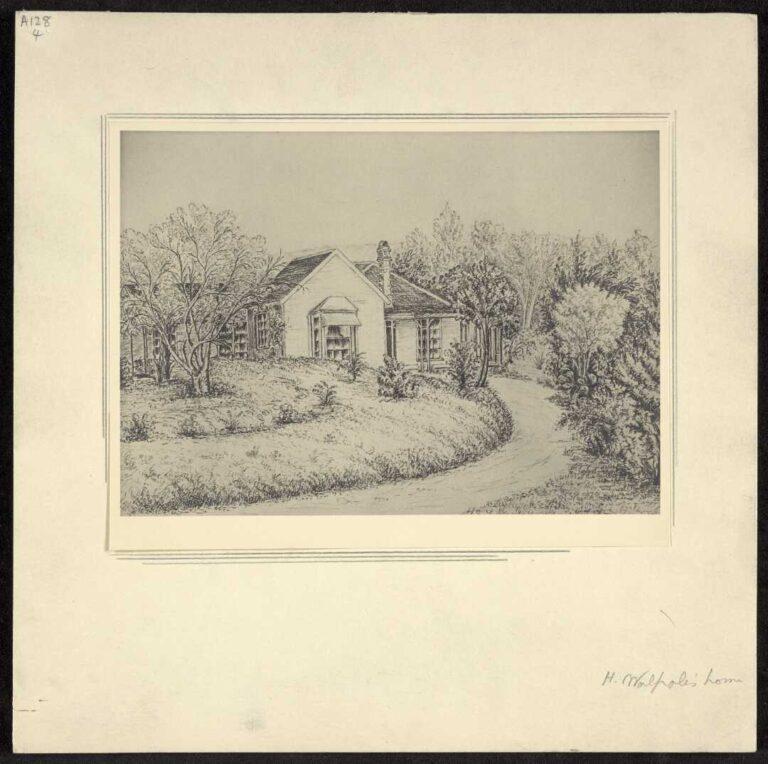 New Zealand - Hugh Walpole's Birthplace