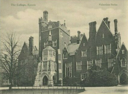 Epsom College circa 1908