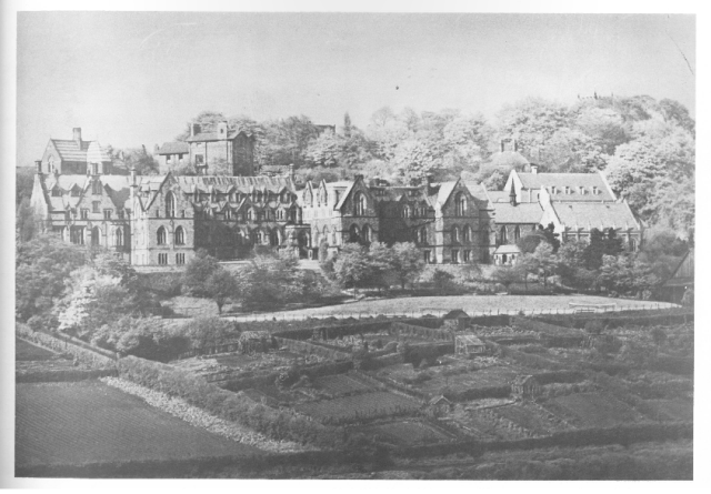 St Bede's College, Durham.